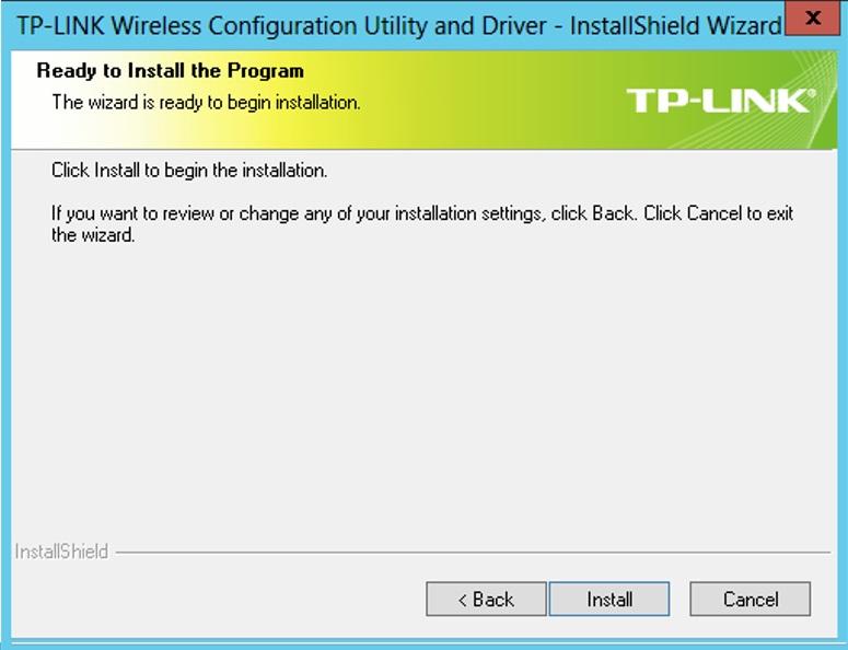 Windows Server 2012 Wireless Networking – USB Adapter