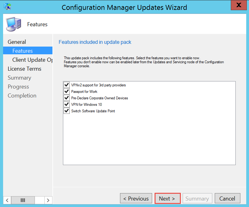 How to Upgrade to ConfigMgr 1606   PowerON - IT Services