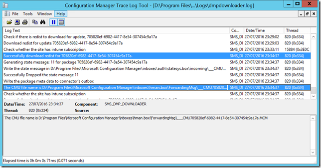 1606 Upgrade - DPMDownloader.log